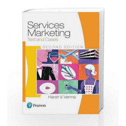 Service-Marketing : Text and Cases, 2/Ed by Verma Book-9788131754474
