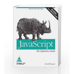 JavaScript: The Definitive Guide by Flanagan David Book-9789350233948