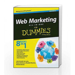 Web Marketing All-In-One For Dummies, 2ed by John Arnold Book-9788126559749