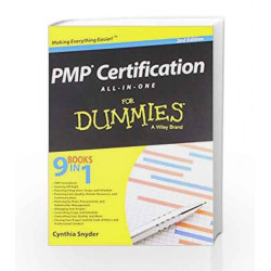 PMP Certification All-In-One for Dummies, 2ed by CYNTHIA Book-9788126544776
