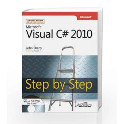 Microsoft Visual C# 2010 Step by Step by JOHN SHARP Book-9789350041574