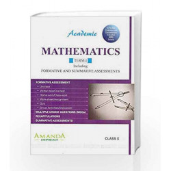 Academic Mathematics Term-I X by R.K. Bansal Book-9789380644226