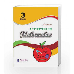 Academic Activities in Mathematics-III by Gupta A Book-9789351380269
