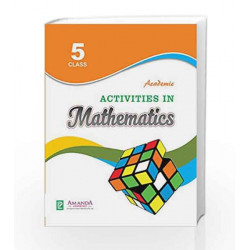 Academic Activities in Mathematics-V by Gupta A Book-9789351380283