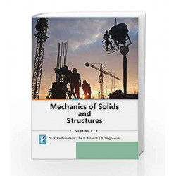 Mechanics of Solids and Structures - I by Vaidyanathan Book-9789386202208
