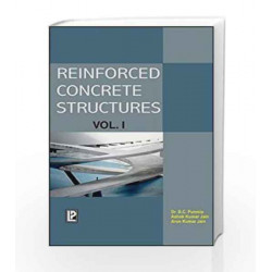 Reinforced Concrete Structures - Vol. 1 by B.C. Punmia Book-9788131806449