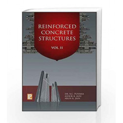 Reinforced Concrete Structures - Vol. 2 by B.C. Punmia Book-9788131806661