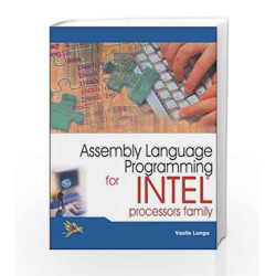 Assembly Language Programming for Intel Processors Family by Vasile Lungu Book-9788170088035