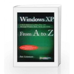 Windows XP from A to Z by Pat Coleman Book-9788170083276