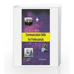 Communication Skills for Professionals by D.S. Cheema Book-9788131805985
