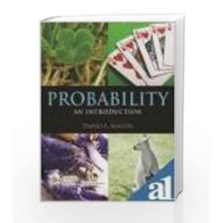 Probability - An Introduction by David A. Santos Book-9789380298764
