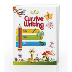Cursive Writing - 1 by Laxmi Publications Book-9788179680100