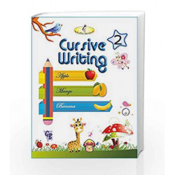 Cursive Writing - 2 by Laxmi Publications Book-9788179680117