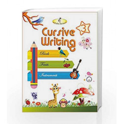 Cursive Writing - 3 by Laxmi Publications Book-9788179680124