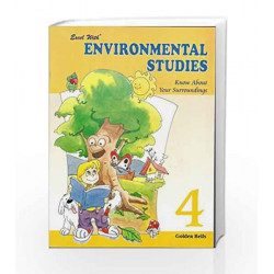 Excel With Environmental Studies - 4 by Reinu Bhanot Book-9788179680766