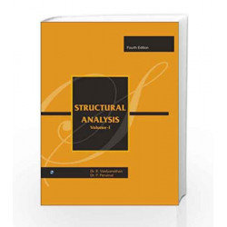 Structural Analysis - I by R. Vaidyanathan Book-9789385935312