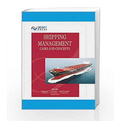 Shipping Management - Cases and Concepts by G. Raghuram Book-9789385935800