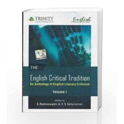 English Critical Tradition: Vol-1 by S. Ramaswami Book-9789351381464
