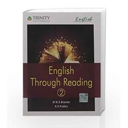 English Through Reading - Vol 2 (PB) by Bhaskar WWS Book-9789380644530
