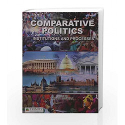 Comparative Politics by Tapan Biswal Book-9789380644288