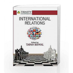 International Relations by Tapan Biswal Book-9789386202253