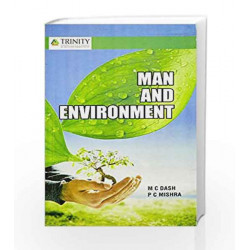 Man and Environment by M.C. Dash Book-9789351380849