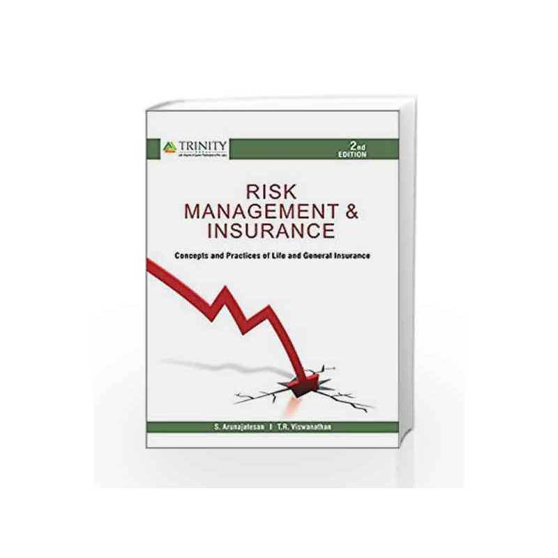 Risk Management And Insurance by S. Arunajatesan Book-9789384872281