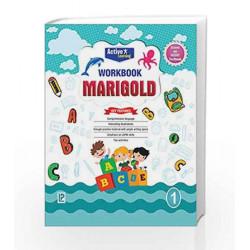 MARIGOLD WORKBOOK-1 by R. Gupta Book-9789352740024