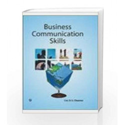 Business Communication Skills by Col. D.S. Cheema Book-9788131805695