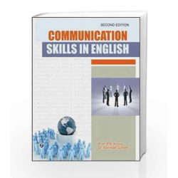 Communication Skills in English by P.N. Kharu Book-9789380386591