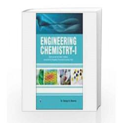 Engineering Chemistry - I by Sanjay Sharma Book-9789380386645
