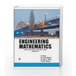 A Textbook of Engineering Mathematics - Sem II by N.P. Bali Book-9789380386096