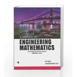 A Textbook of Engineering Mathematics - Sem I & II (University of Calicut, Kerala) by N.P. Bali Book-9789380856223