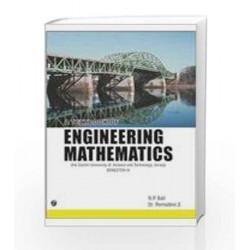 A Textbook of Engineering Mathematics - Sem IV (CUST, Kerala) by N.P. Bali Book-9789381159576