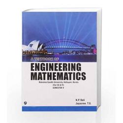 A Textbook of Engineering Mathematics - Sem V (MGU, Kottayam, Kerala) by N.P. Bali Book-9789381159545