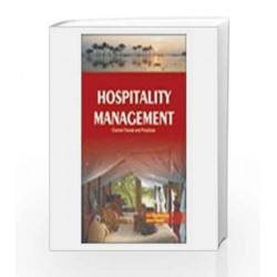 Hospitality Management by Jagmohan Negi Book-9788131806869
