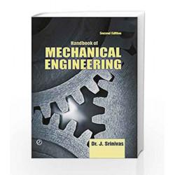 Handbook of Mechanical Engineering by J. Srinivas Book-9788190856508