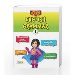 Learning Planet English Grammar-1 by R.K.Gupta Book-9789352742349
