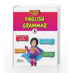 Learning Planet English Grammar-2 by R.K.Gupta Book-9789352742356