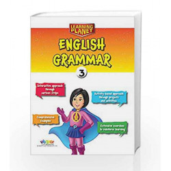 Learning Planet English Grammar-3 by R.K.Gupta Book-9789352742363