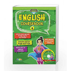 Learning Universe English Coursebook-6 by R.K.Gupta Book-9789352741649