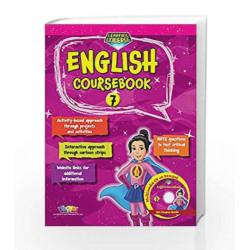 Learning Universe English Coursebook-7 by R.K.Gupta Book-9789352741656