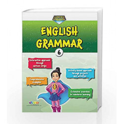 Learning Universe English Grammar-6 by R.K.Gupta Book-9789352741731