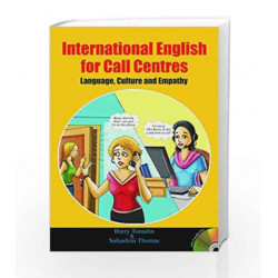 International English for Call Centres: Language, Culture and Empathy (CD Included) by Barry Tomalin Book-9780230638969