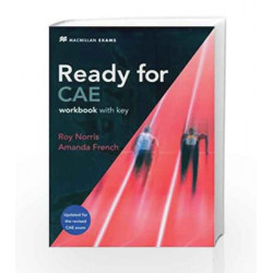 Ready for CAE Workbook + Key - C1 by Roy Norris Book-9780230028883
