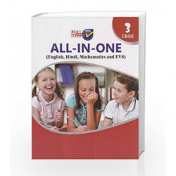 All-in-One (E+H+M+EVS) Class 3 by Full Marks Book-9789381957882