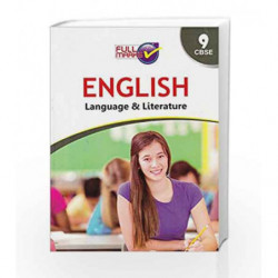 English-B  (Language & Literature)  Class 9 by Full Marks Book-9789351551393