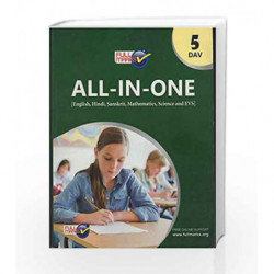 DAV - All in One Class 5 by Full Marks Book-9789351551157