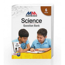 MM Science Question Bank Class 6 CBSE by Neena Sinha Book-9789351551287
