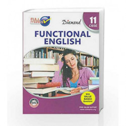English - Elective Class 11 by Full Marks Book-9789381957806